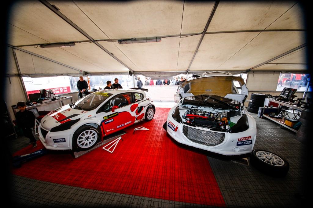 albatec racing peugeot 208's